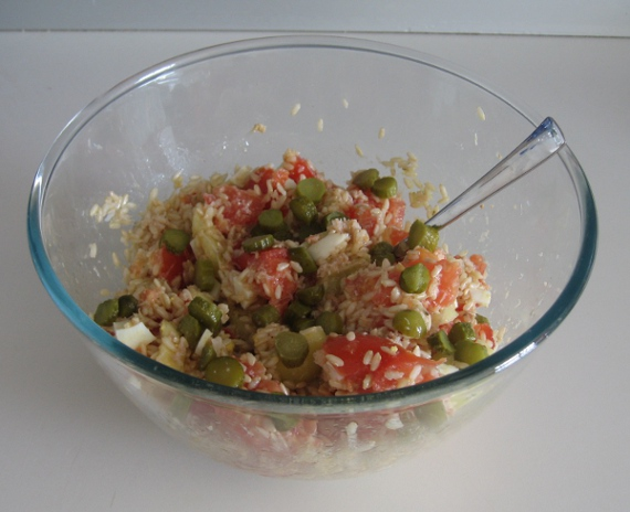 salade compose
