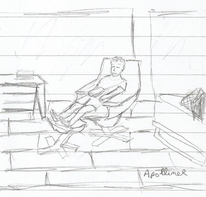 The siesta (sketch)